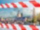 Corona Sachsen Dresden Absperrband
