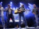 Uwe, Lena, Gerd Edler und dieser Albert Hammond beim R.SA-Festival 2017